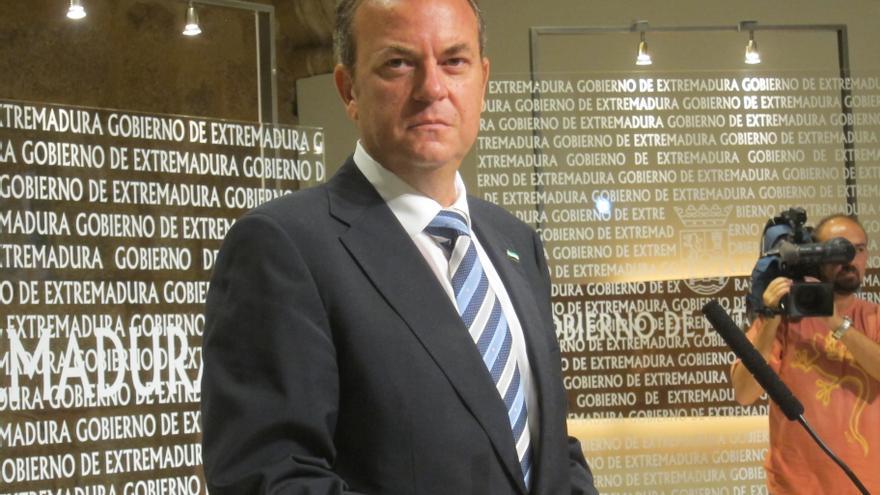 """Monago espera que sus """"conversaciones"""" con el Gobierno central tengan """"reflejo"""" en la inversión en Extremadura"""
