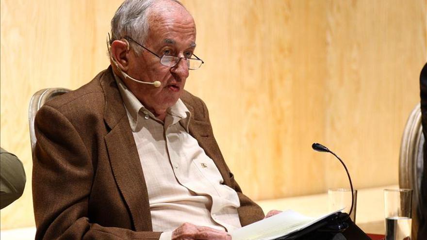 México se congratula del Premio Cervantes otorgado a Juan Goytisolo