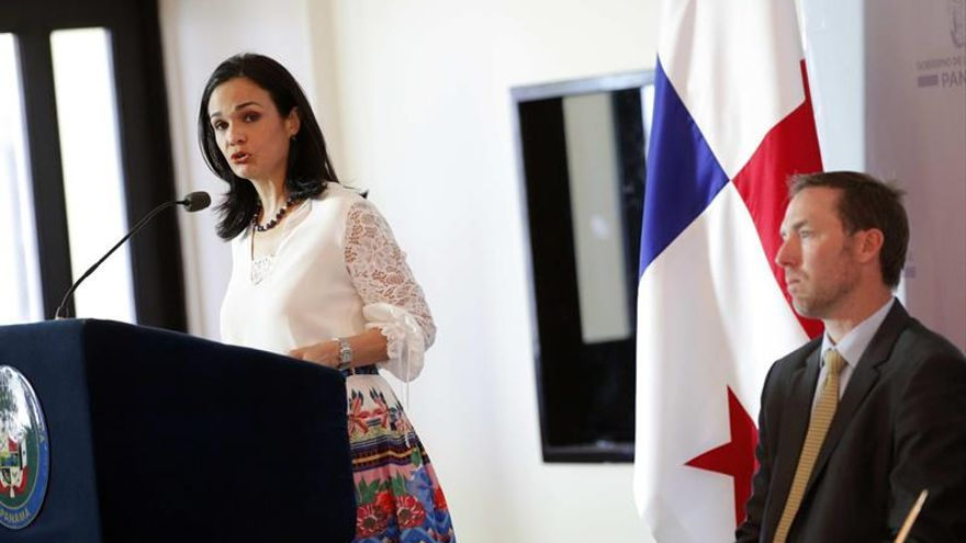 Panamá dice que el escándalo de los papeles impulsó la lucha contra el blanqueo