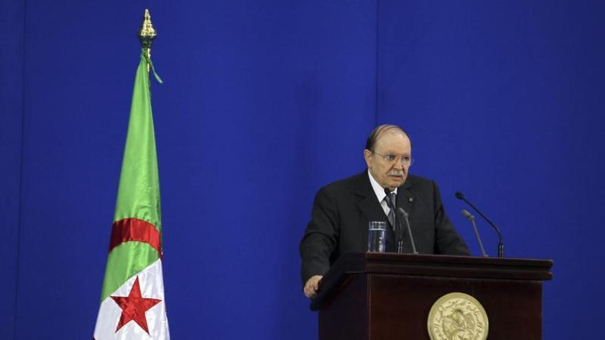 Argelia espera el regreso de Buteflika para la convocatoria de las elecciones