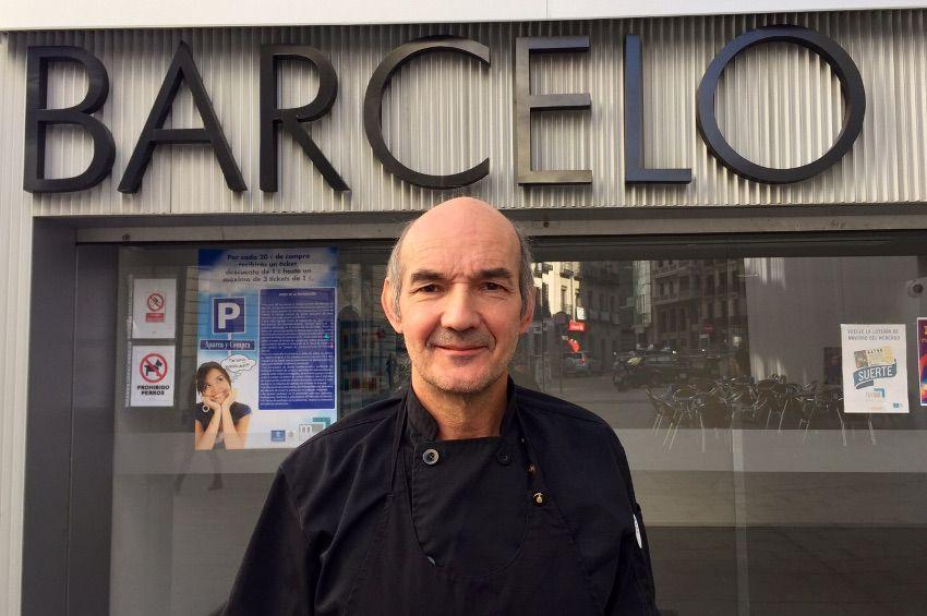 Severiano Díaz, máximo responsable del proyecto Cooking Barceló