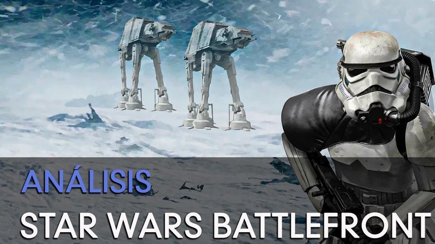 Vídeo Análisis Star Wars Battlefront