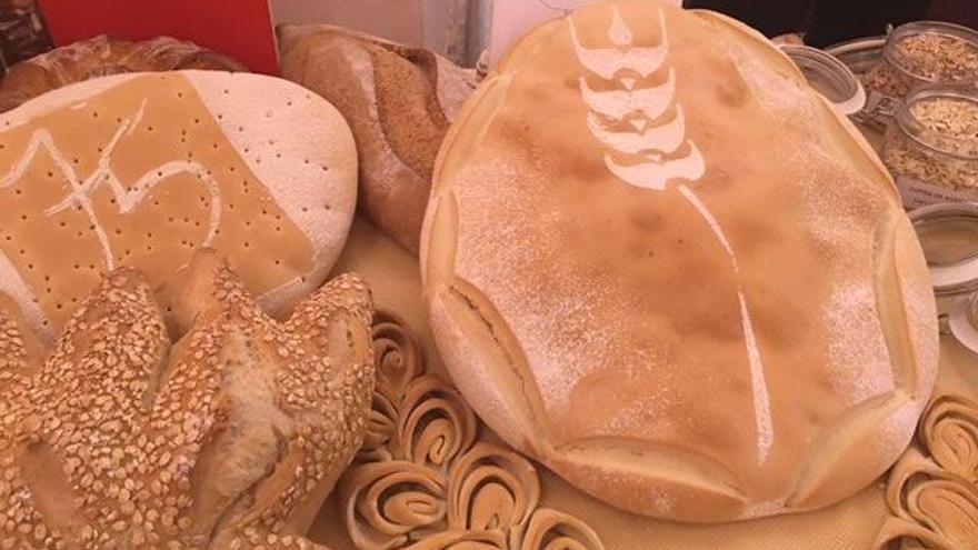 El pan y los cereales son importantes en la dieta mediterránea