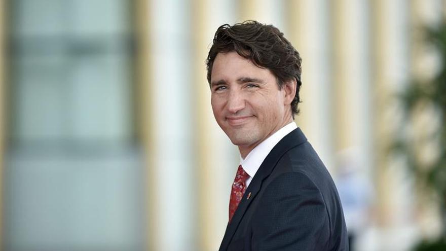 Justin Trudeau cumple un año de Gobierno fiel a su estilo jovial