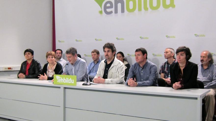 """EH Bildu acudirá a la ronda de contactos de Urkullu aunque las posibilidades para lograr acuerdos """"son remotas"""""""
