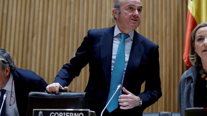 De Guindos prevé un acuerdo en la UE para reformar el MEDE y la unión bancaria en 3 meses