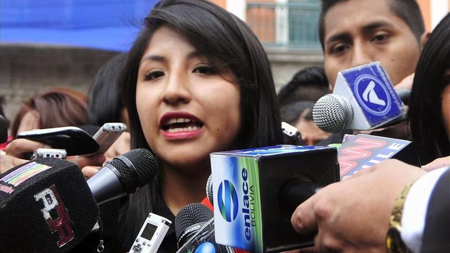 """Eva Liz Morales, nueva estrella del grupo de """"cachorros"""" del poder"""