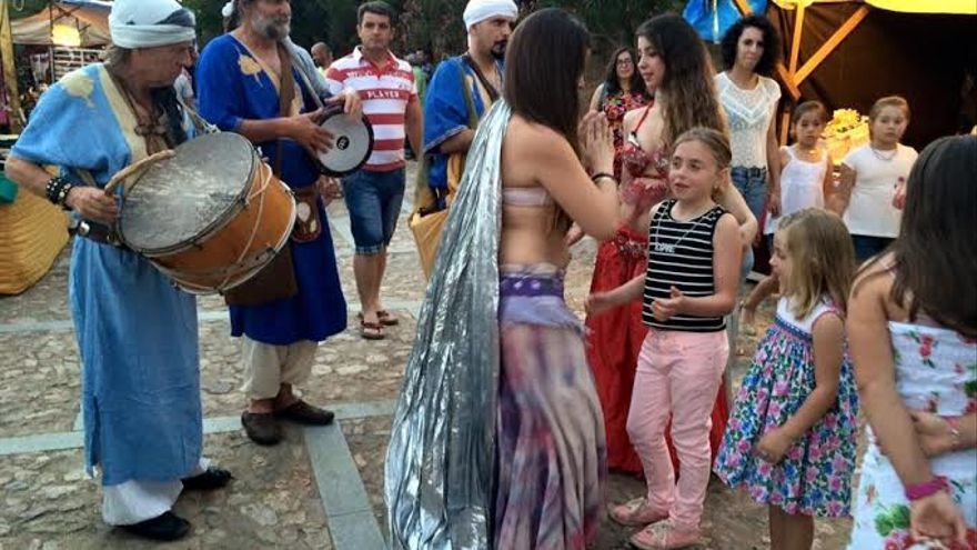 Hornachos Festival Morisco