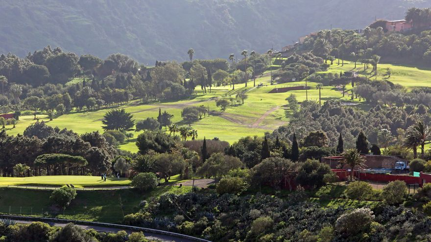 Campo de golf Bandama