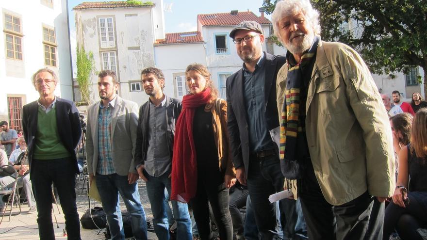 Podemos encabezará En Marea en A Coruña y Pontevedra será para Anova, que tendrá la primera Portavocía