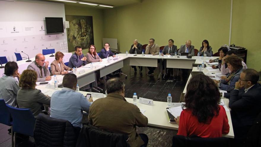 Reunión del Consejo Asesor Agrario