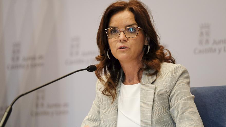 La consejera de Empleo, Ana Carlota Amigo.