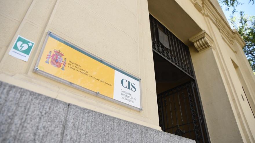 El CIS publica esta semana su macroencuesta sobre las elecciones europeas, autonómicas y municipales
