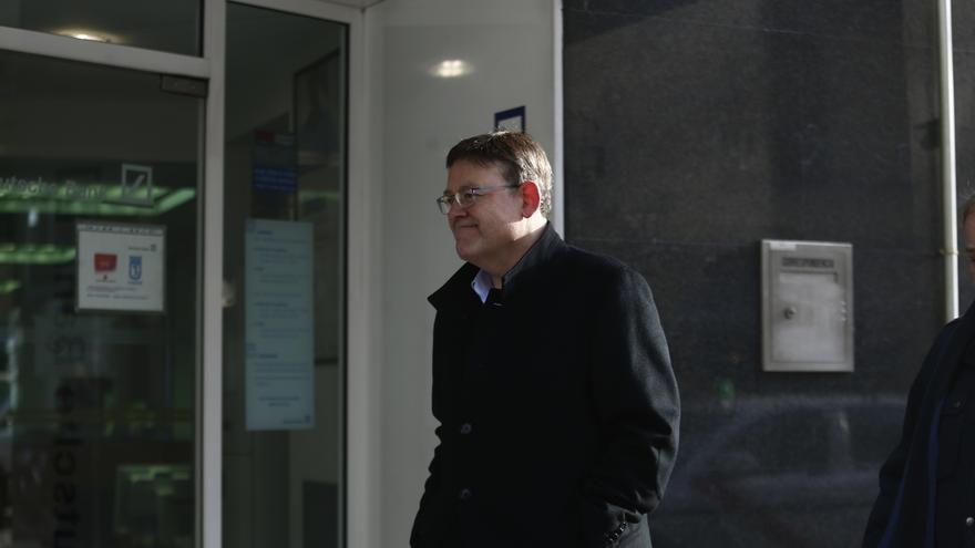 """Ximo Puig ve """"razonable"""" que el congreso del PSOE sea en primavera y pide no quemar etapas antes de tiempo"""