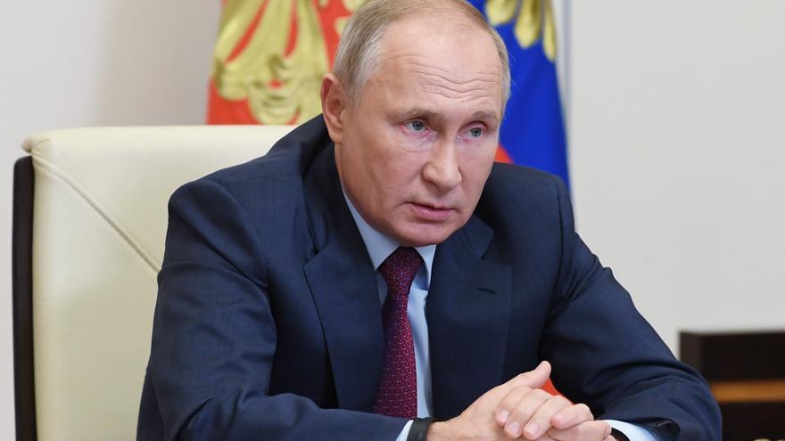 """Putin considera """"actuales"""" las lecciones de los juicios de Núremberg"""