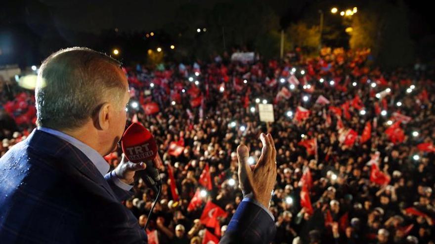 """El """"Sí"""" en las mayores comunidades turcas de Europa fue mayor al total del referendo"""