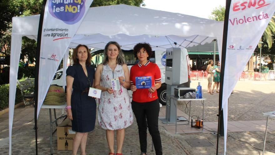 Valoración campaña 'Sin un sí es no' del Instituto de la Mujer