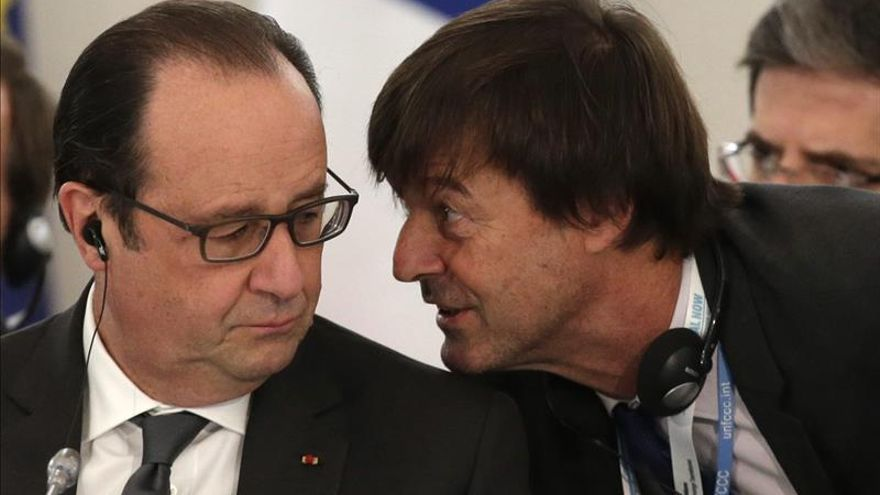 La popularidad de Hollande sube 20 puntos tras los atentados del 13-N