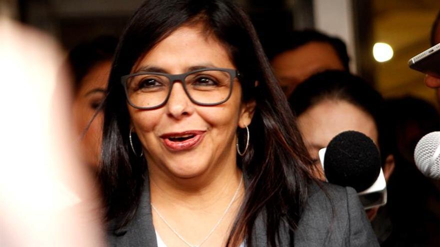 """Canciller venezolana dice que Paraguay y Brasil tienen """"malos modales"""""""