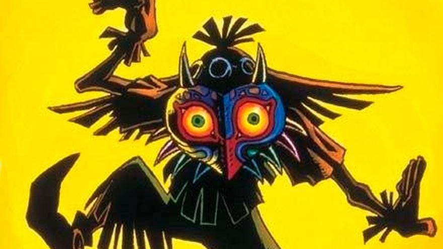 Zelda majoras mask remake