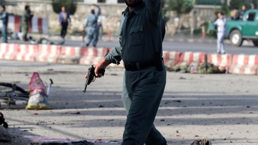 El vicepresidente afgano escapa ileso de un atentado en el norte de Afganistán