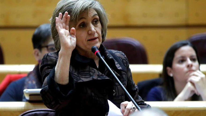 La socialista Luisa Carcedo pilotará el Alto Comisionado para la lucha contra la pobreza infantil.