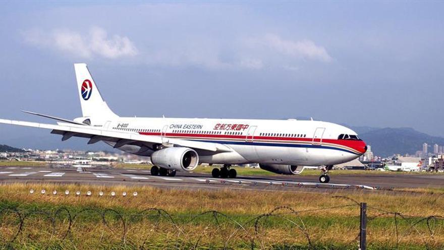 China Eastern se convierte en primera aerolínea de propiedad mixta de China