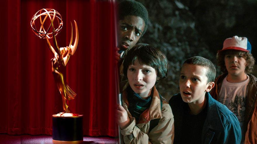 Stranger Things, favorita en los Emmy 2017