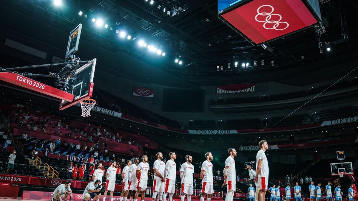 España no podrá ganar una cuarta medallas consecutiva en baloncesto.