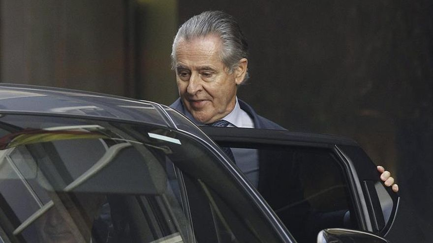 Blesa declara este miércoles por los supuestos sobresueldos de Caja Madrid