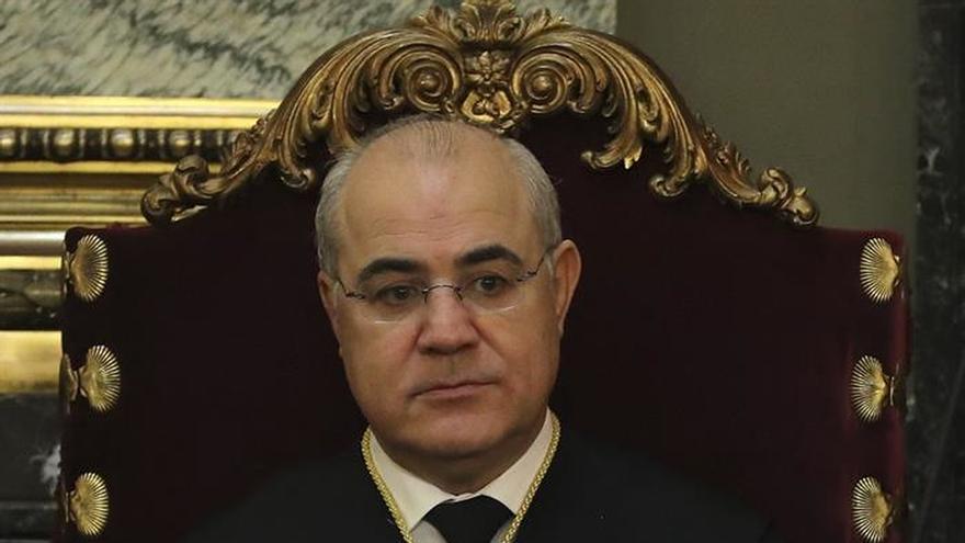 El magistrado del Tribunal del Supremo Pablo Llarena