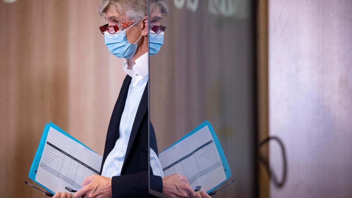 El secretario de Salud Pública, Josep María Argimon. EFE/Quique García/Archivo