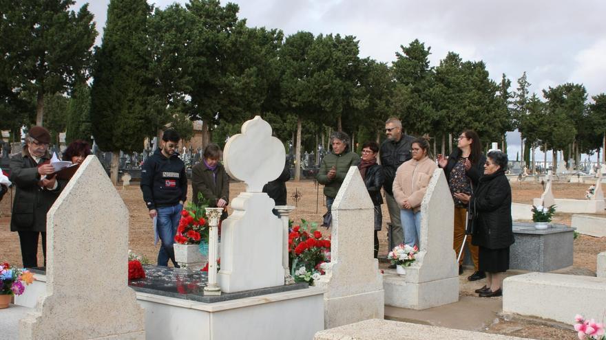 Homenaje Memoria Histórica Manzanares
