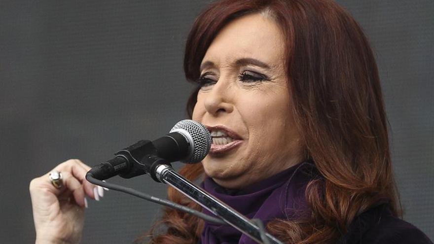 "Cristina Fernández tilda de ""disparate"" acusar a su Gobierno de la muerte Nisman"