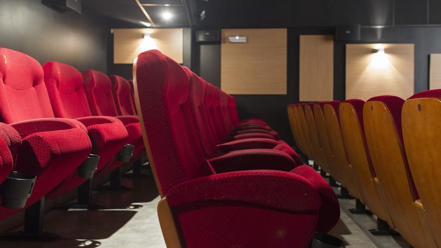 Los espectadores de cine español caen casi un 24% en Cantabria en 2015