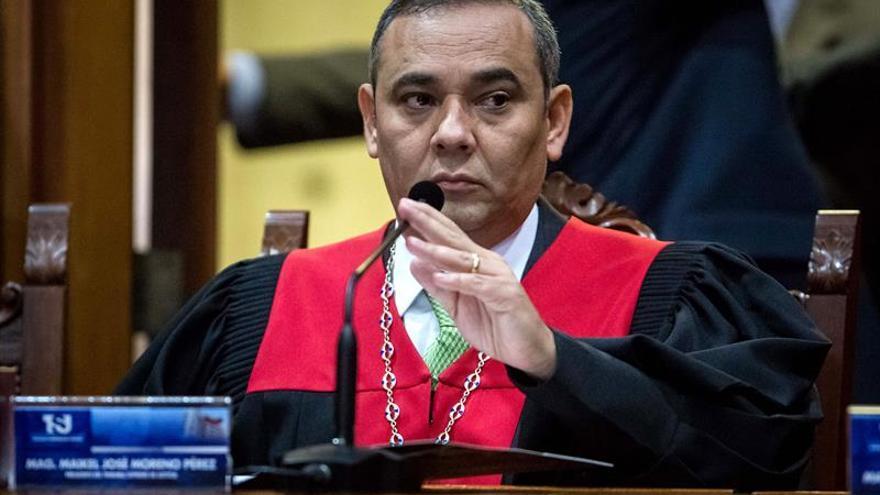 """El Supremo venezolano convoca una reunión de poderes por la """"amenaza terrorista"""""""