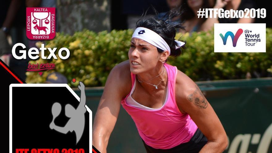 La XXIX edición del Torneo Internacional de Tenis de Getxo se celebrará del 8 al 14 de julio en Jolaseta