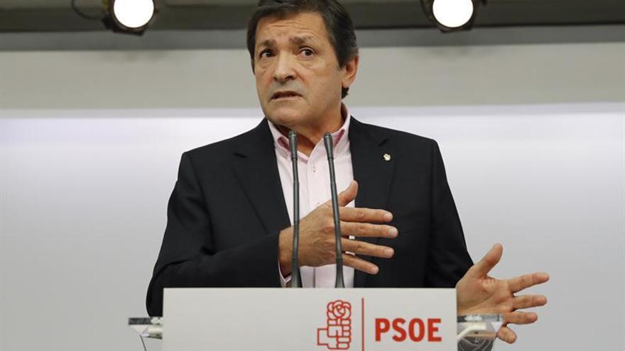 El PSOE mantiene su apuesta por iniciar el trabajo de la reforma constitucional