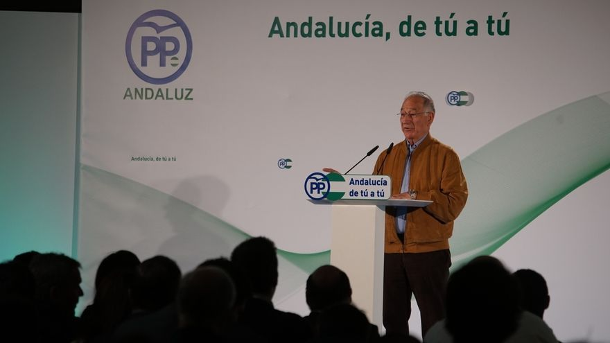 "Amat (PP): ""Si no se ha iniciado la obra del AVE ha sido por culpa de la Junta y de la tortuga mora"""
