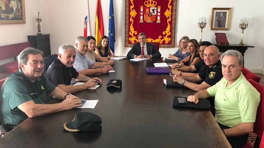 Delegación de Gobierno y cuerpos de seguridad trabajan en un protocolo contra la trata de personas