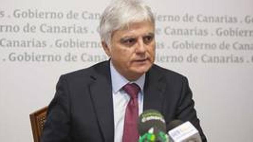 José Miguel Pérez, consejero de Educación.