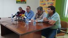 Los agricultores sacarán los tractores a la calle para protestar por el impago de los ocho millones para el agua de riego
