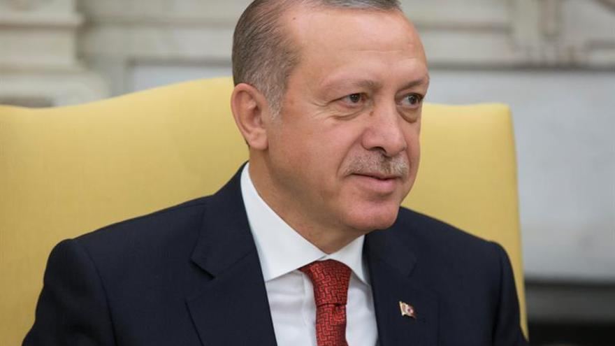 Erdogan dice que Turquía abrirá una embajada en Jerusalén como capital palestina