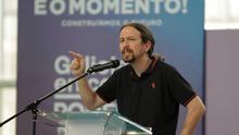 """Pablo Iglesias, sobre las críticas a Podemos: """"Nos quieren sacar del Gobierno"""""""