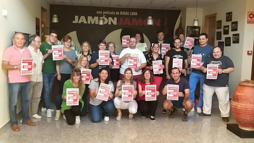 Hace poco más de un año la Coordinadora de Asociaciones en Red Jiloca y Gallocanta