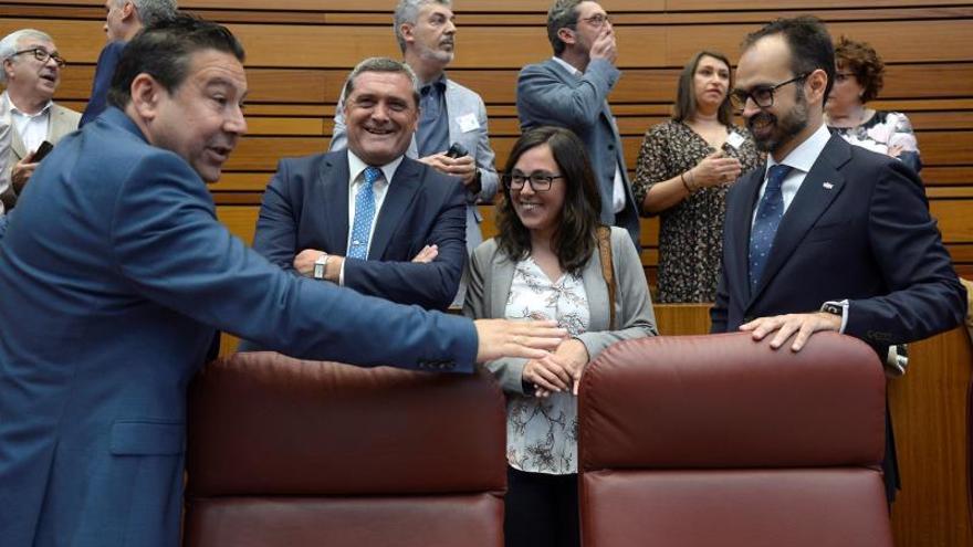 """Vox entra en Cortes de Castilla y León para decir """"lo que nadie más diría"""""""