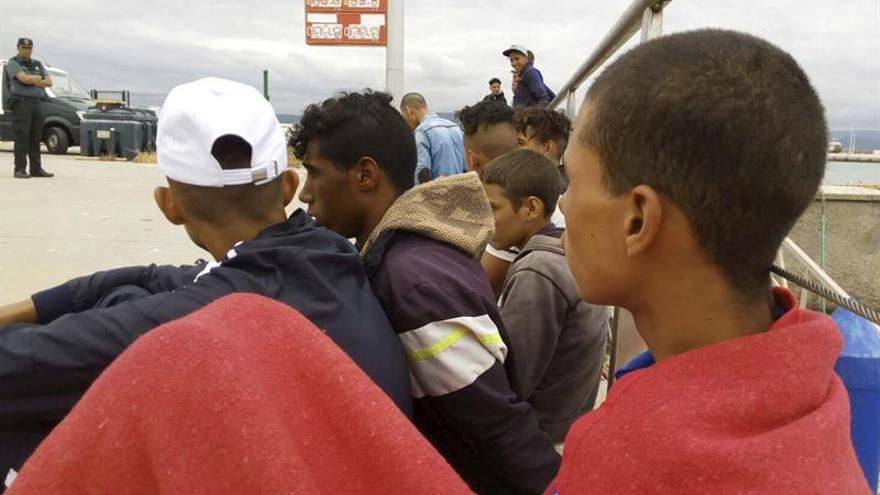 La ONU pide más protección para los niños migrantes que viajan solos a Europa
