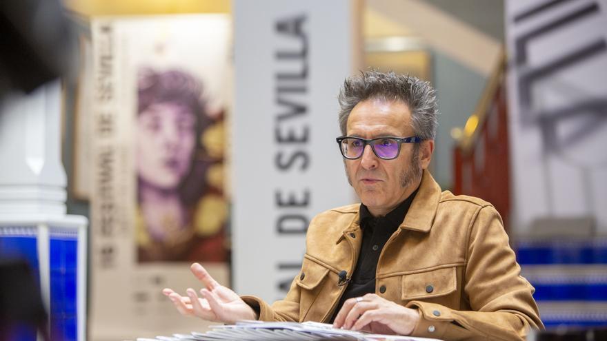 José Luis Cienfuegos, director del Festival de Sevilla de Cine Europeo