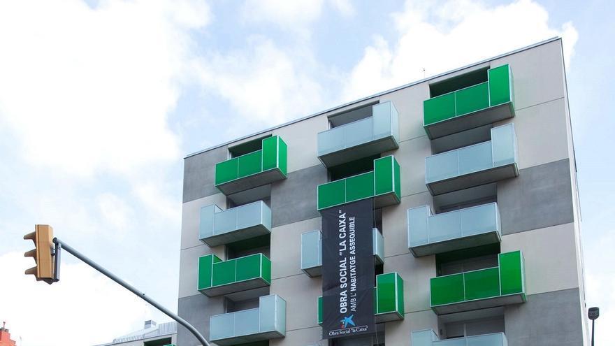 Obra Social La Caixa facilita el acceso a una vivienda digna a más de 200 personas vulnerables