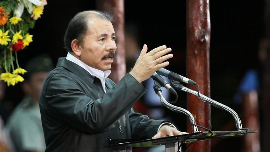"Daniel Ortega reconoce a Hernández como ""presidente electo"" de Honduras"